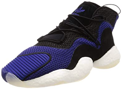 to buy 86e9d ab60f Adidas Mens Crazy Byw Lvl I ReapurCblackFtwwht Running Shoes - 12 UK