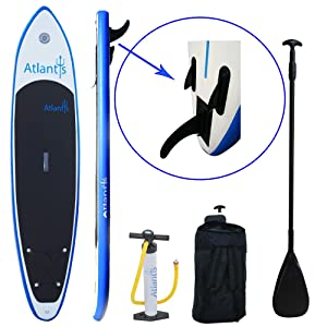 Atlantis Paddle Boards Inflatable SUP 10'6 Review