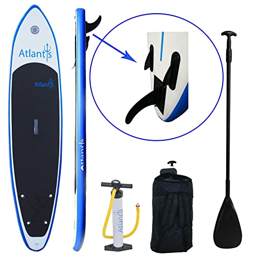 Atlantis Paddle Boards® Inflatable SUP 10ft6in
