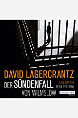 Der Sündenfall von Wilmslow Audible Audiobook