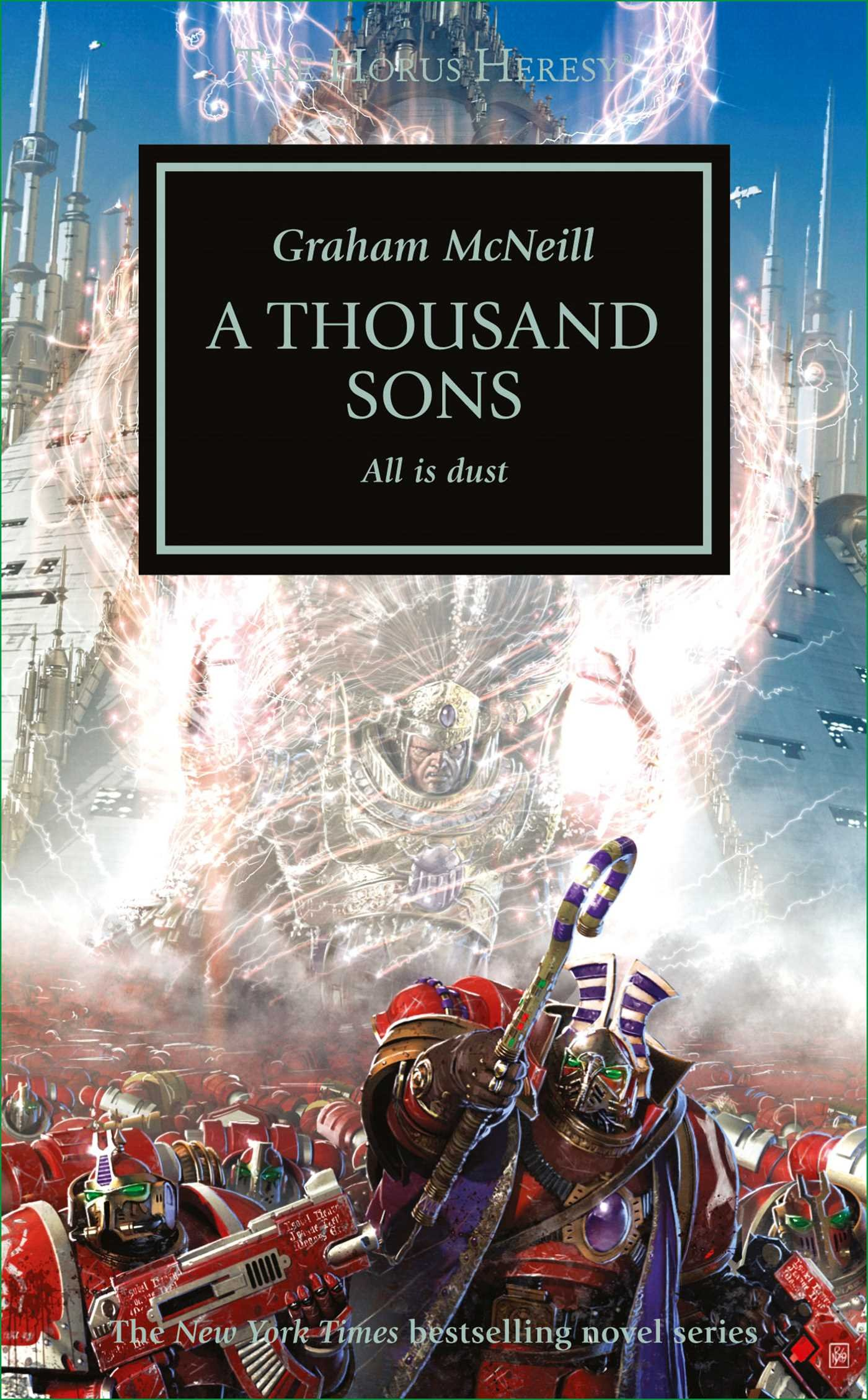 A Thousand Sons (The Horus Heresy) pdf epub