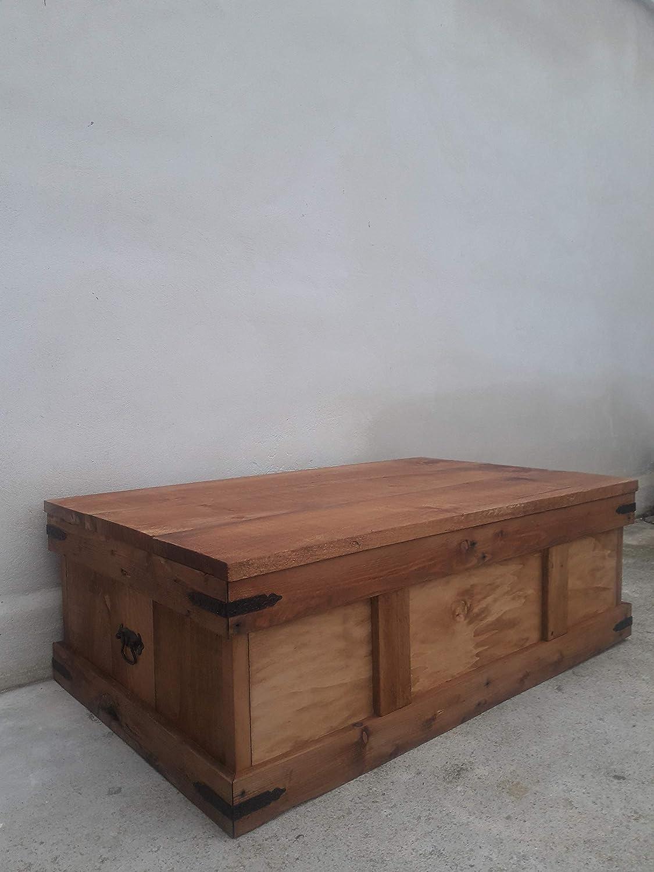 Baúl con función de mesa: Amazon.es: Handmade