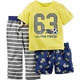 Carter's 383g017 - Poli para niño (3 Unidades)