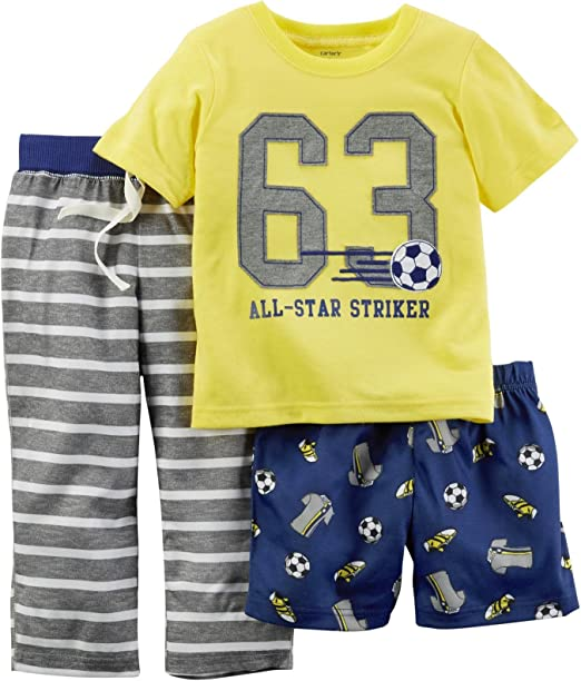 Carters Boys 3 Pc Poly 383g017