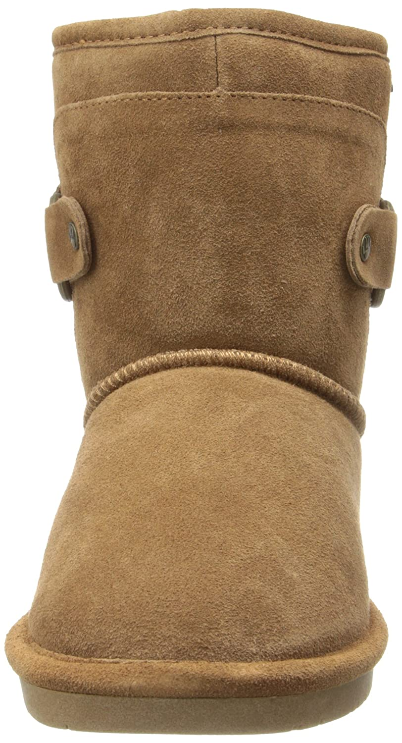 Bearpaw Women's Clove Ankle-High Suede Boot