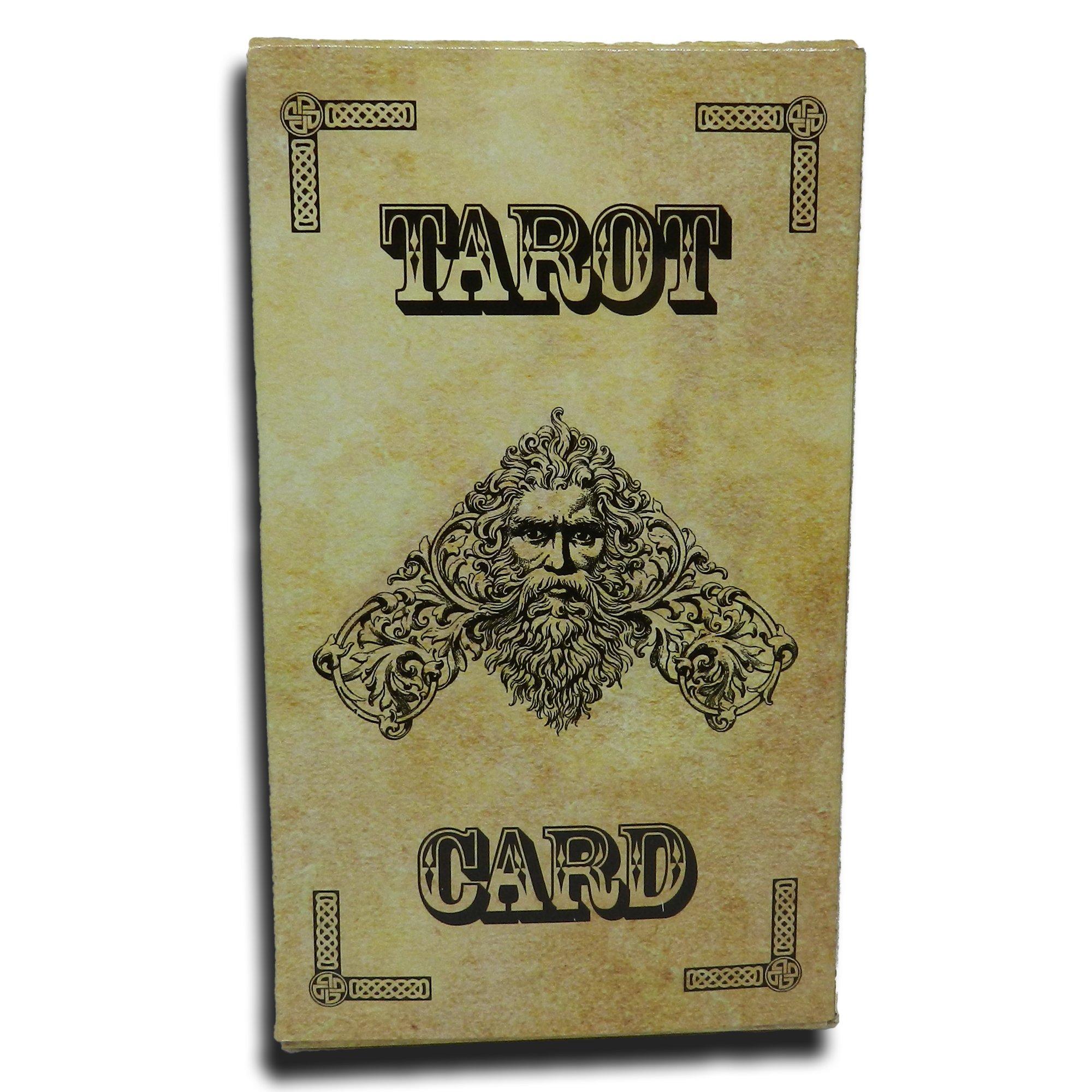 Forum Novelties - Mystic Fortune Teller Tarot Cards, One-Size, Multi-Colored
