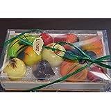 Frutta martorana in cassettina da 400 gr