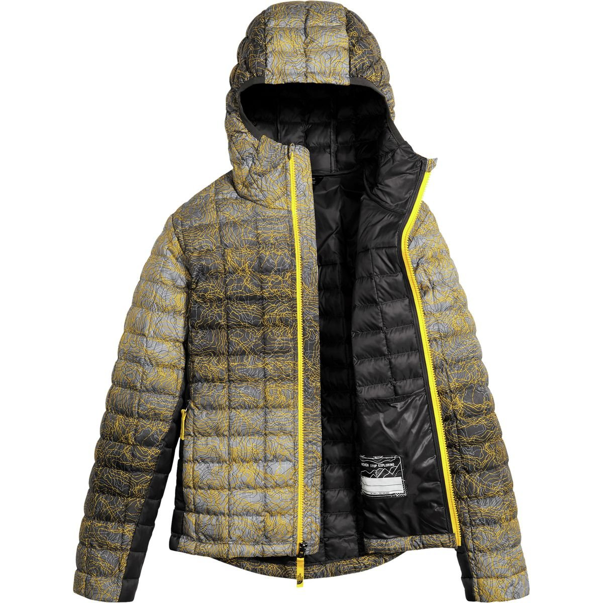 e7e71ffd2 THE NORTH FACE Boys' Thermoball Hoodie Jacket