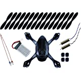 UDI RC U818A-1 Gyro RC Quadcopter w/HD Video Camera and UA5 Transmitter
