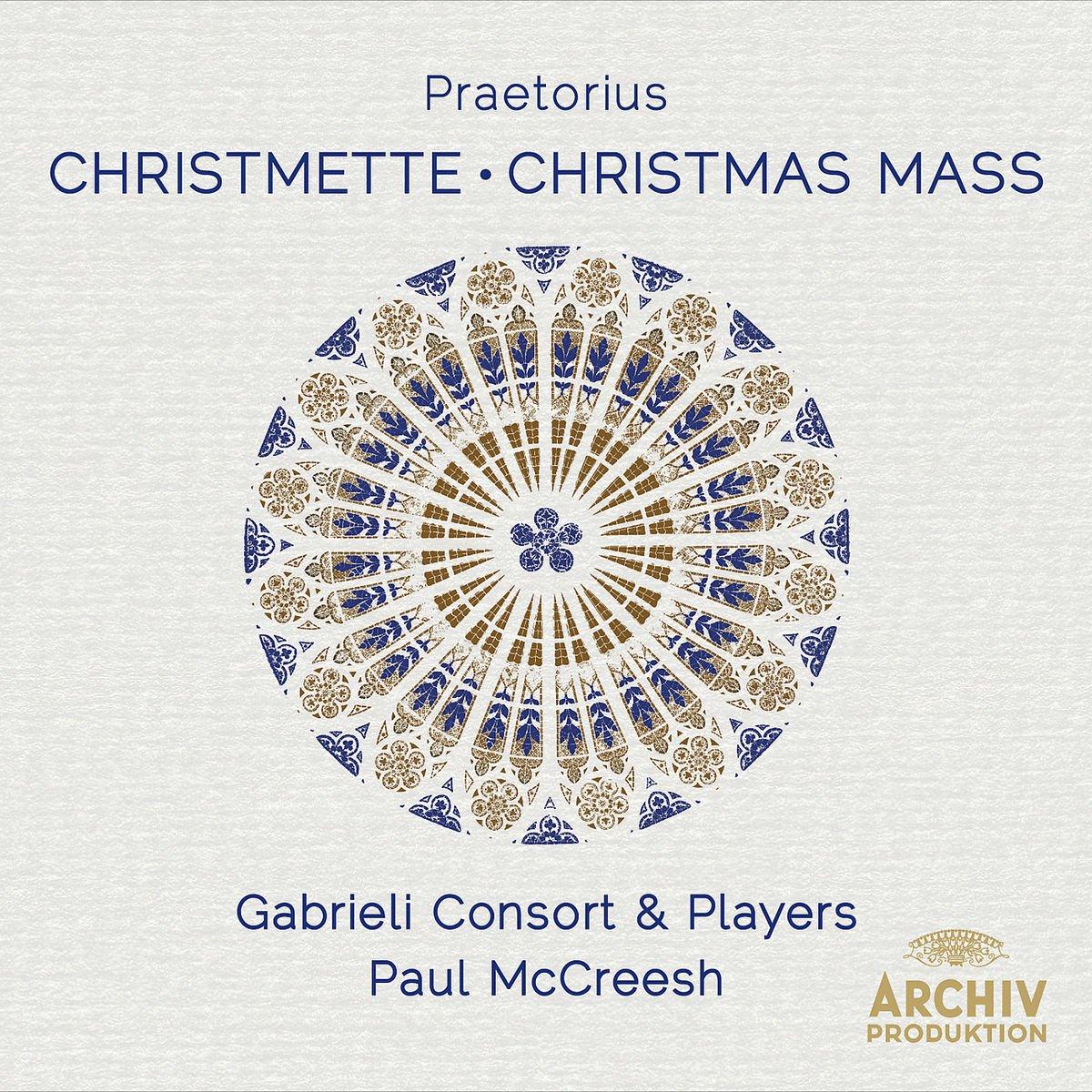 CD : Paul McCreesh - Christmas Mass