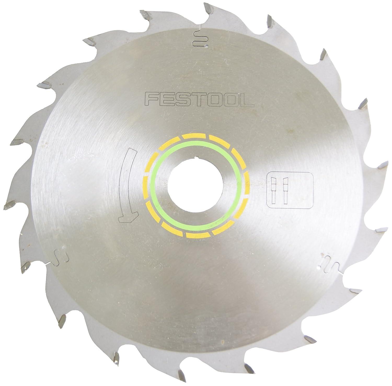 Festool 493197 Hoja de sierra est/ándar 210x2,6x30 W18