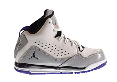 e3d74782c653 Jordan SC-3 Little Kids Shoes White Black-Wolf Grey-Dark Concord