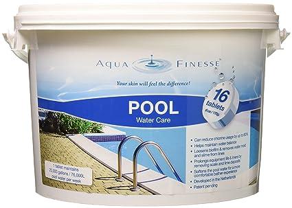 Beau AquaFinesse Pool Pail   16 Count