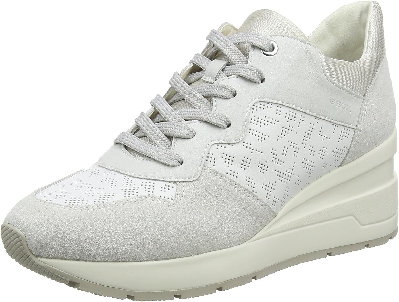 Geox D Zosma C, Zapatillas para Mujer