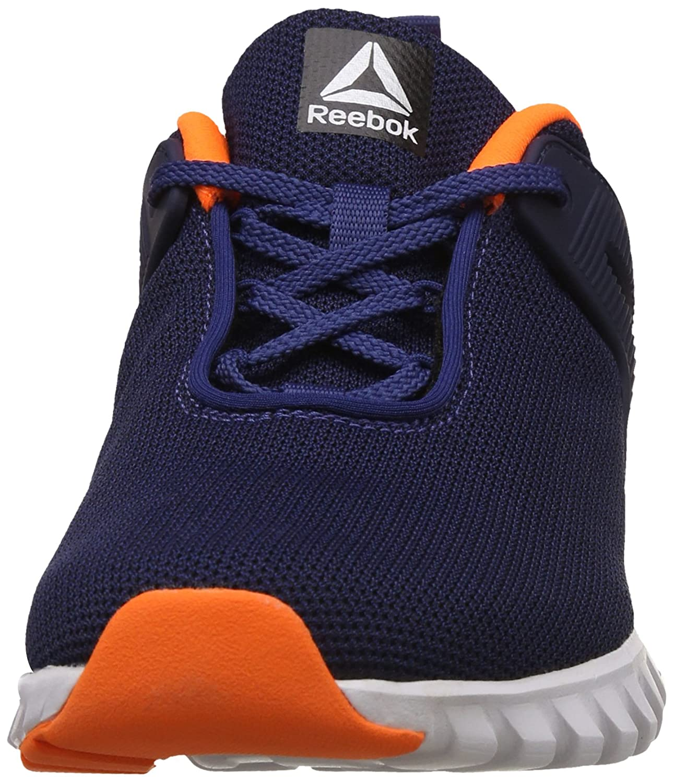 Reebok Men s Blue Navy Orange Blk Running Shoes-6 UK Indian (40 EU)(7 US)  (CN0479)  Buy Online at Low Prices in India - Amazon.in 77baecab2