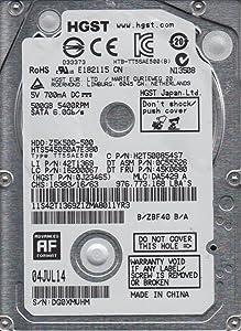 HTS545050A7E380 - HITACHI HTS545050A7E380 HD 2.5 500GB SATA 5400RPM 7MM HITACHI, new