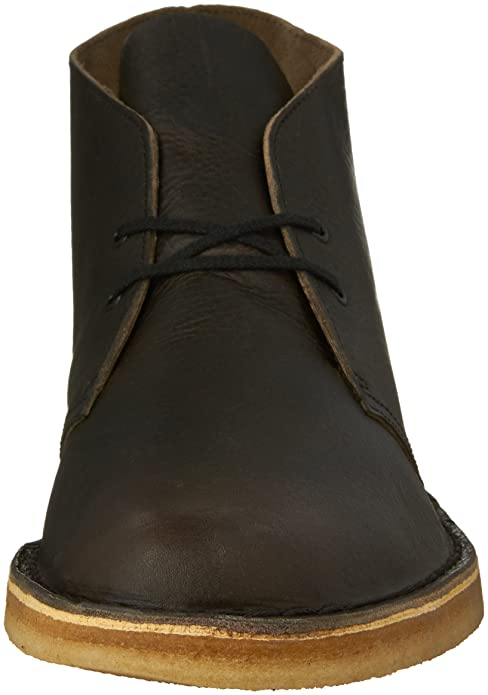 Black Boots with Yellow Tag