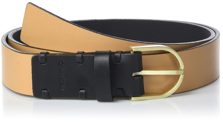 TALLA 100 (Talla del fabricante: 85). Calvin Klein Cinturón para Mujer