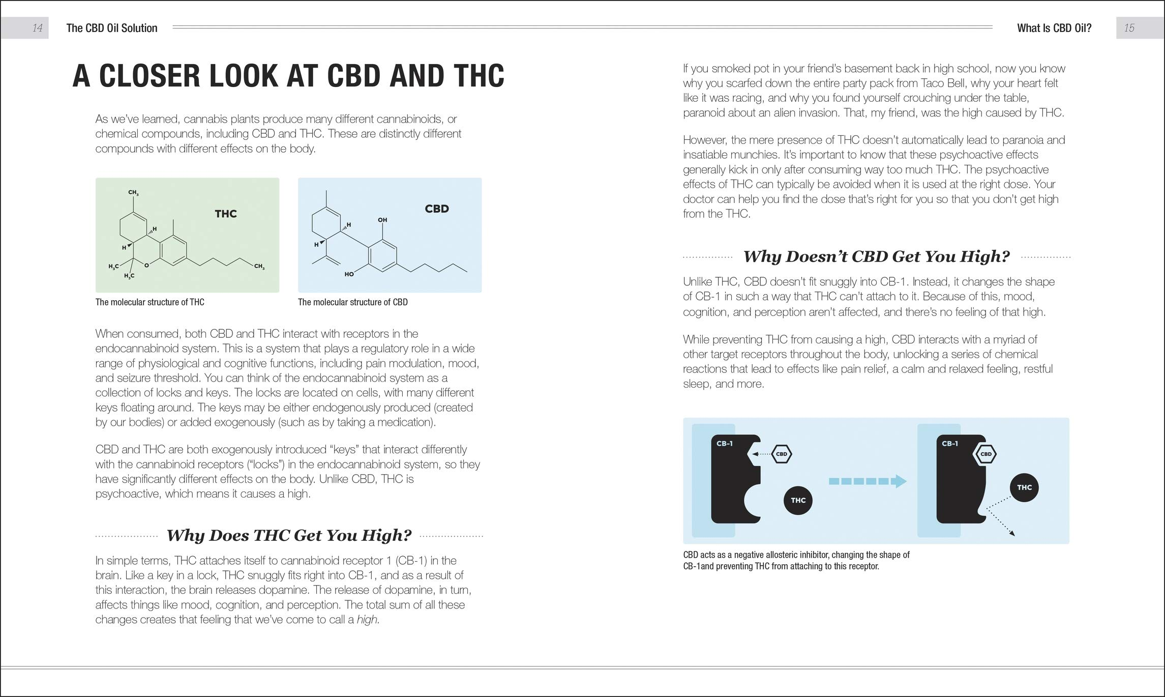 The CBD Oil Solution: Treat Chronic Pain, Anxiety, Insomnia, and