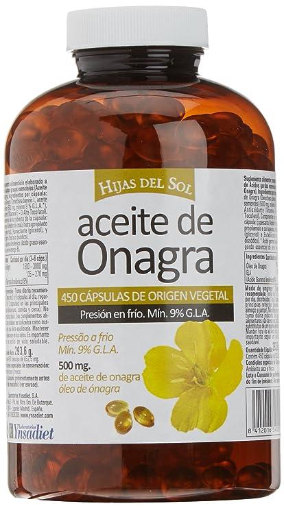Hijas Del Sol Onagra - 450 Cápsulas Blandas
