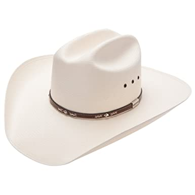Image Unavailable. Image not available for. Color  Resistol 10X George  Strait Lambert Straw Cowboy Hat 55edca54d236