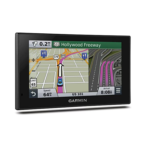 Amazoncom Garmin Nuvi 2589LMT North America with Lifetime Map