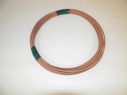 Amazoncom Tan Automotive Copper Wire Gxl 18 Ga Awg Gauge