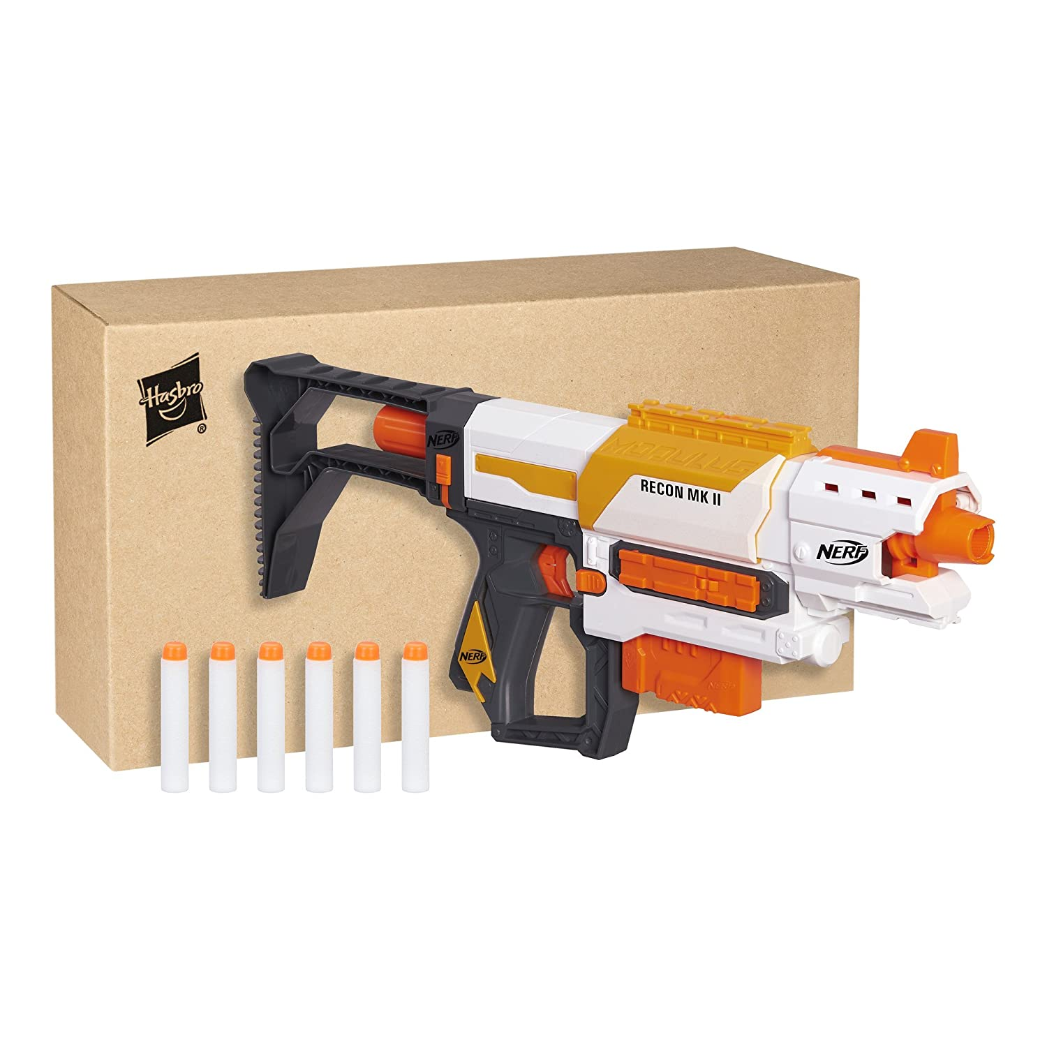 Buy Nerf Modulus Recon Mkii Blaster Toy Gun For Kids - Multi Color Online  at Low Prices in India - Amazon.in