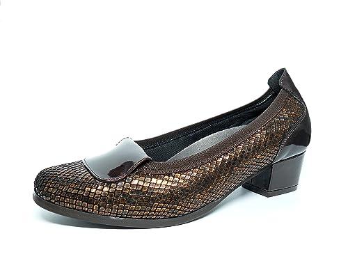 Doctor Zapatos Cómodos Salón Mujer Plantilla Cutillas Extraible 8nPk0wO
