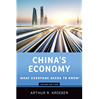 China's Economy: What Everyone Needs to Know® (English Edition)