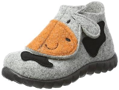 Chaussures Gris Superfit Enfants Heureux kgHOkwit3