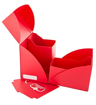 Ultimate Guard Twin Deck Case 160+ Caja de Cartas Tamaño ...