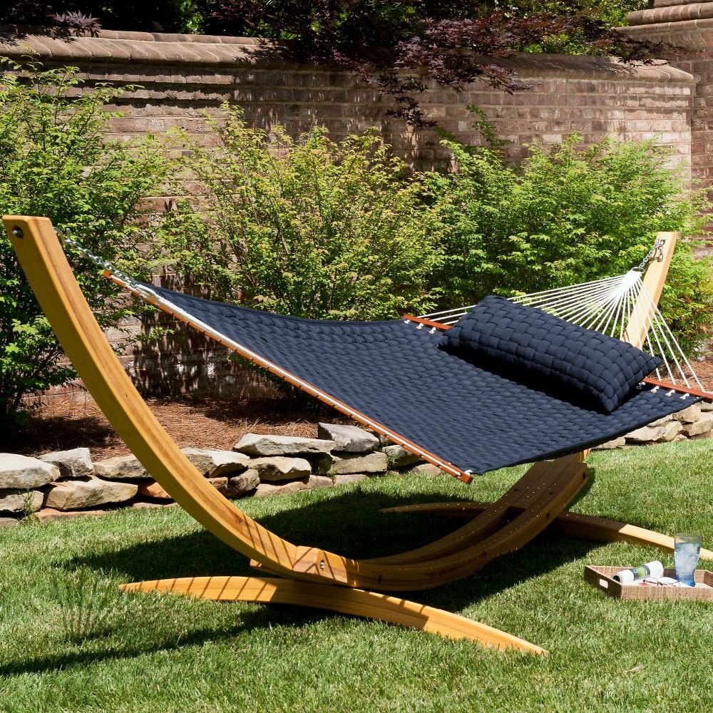amazoncom hatteras hammocks soft weave hammock antique beige patio lawn u0026 garden