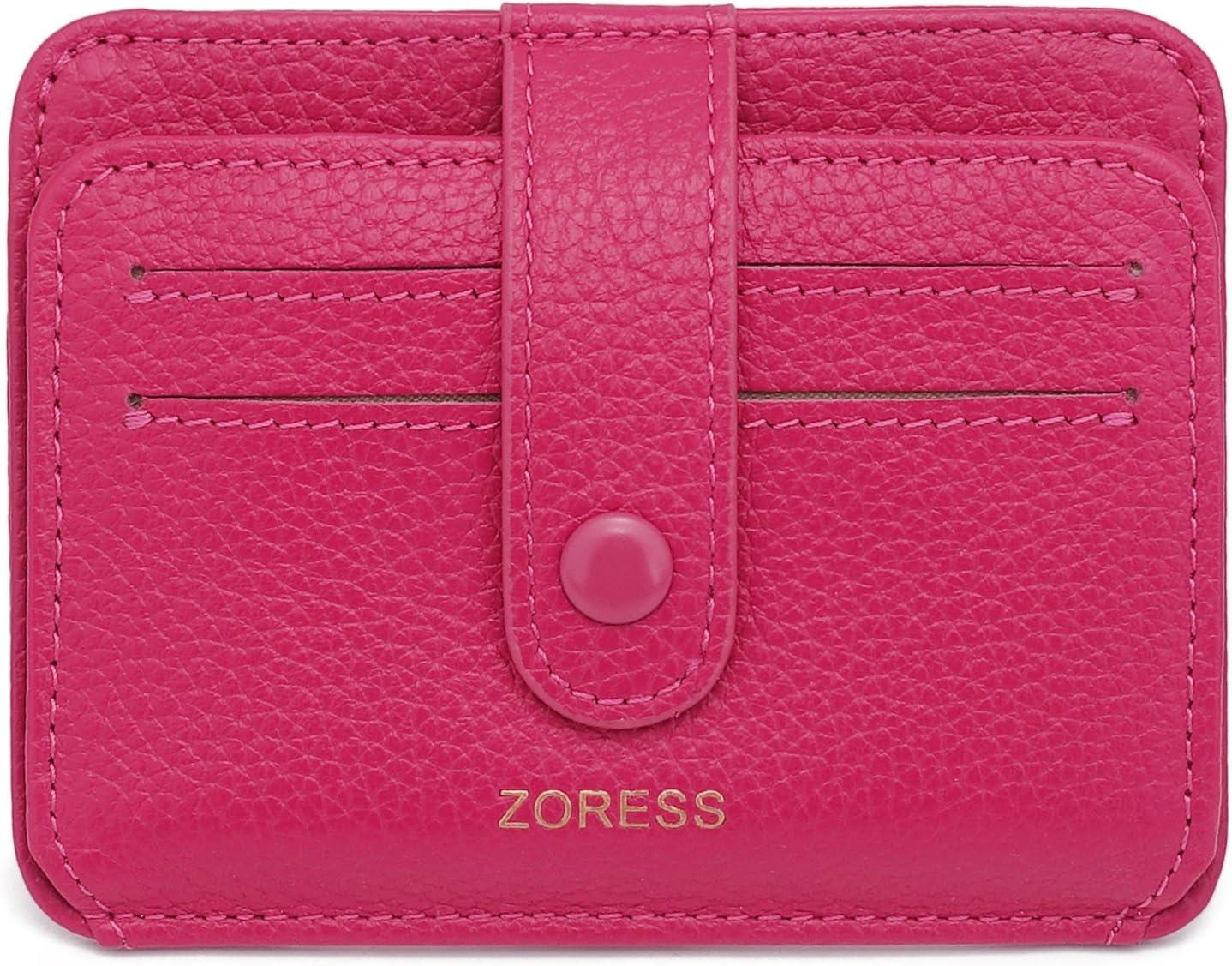New Women/'s Wallet RFID Blocking Credit Cards Holder Bifold Purse Wear Resistant