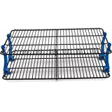 Nordic Ware Stackable Cooling Racks, Two 11 by 16-Inch