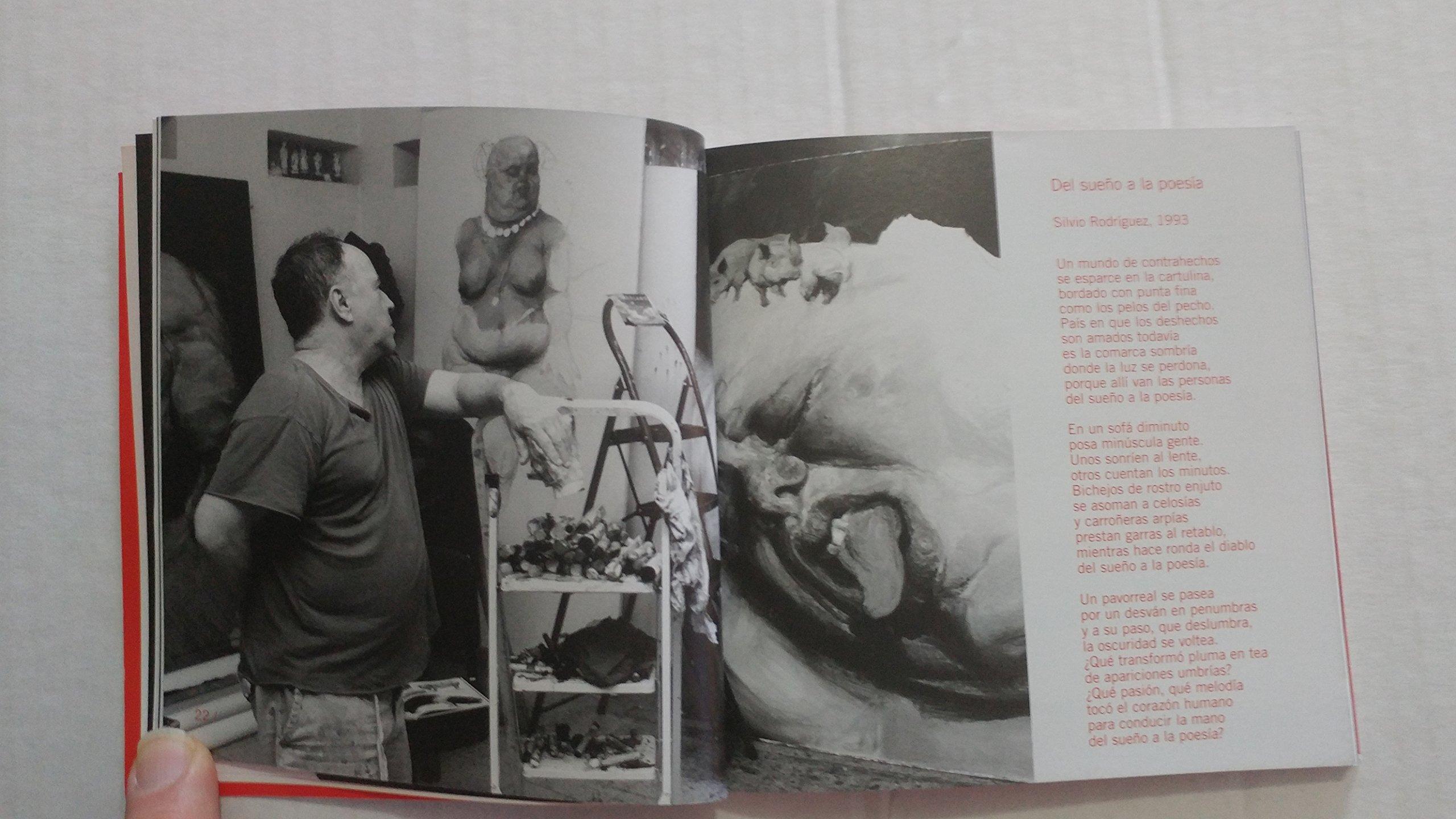 Amazon.com: Roberto fabelo.catalogo de arte. (9789597178309 ...
