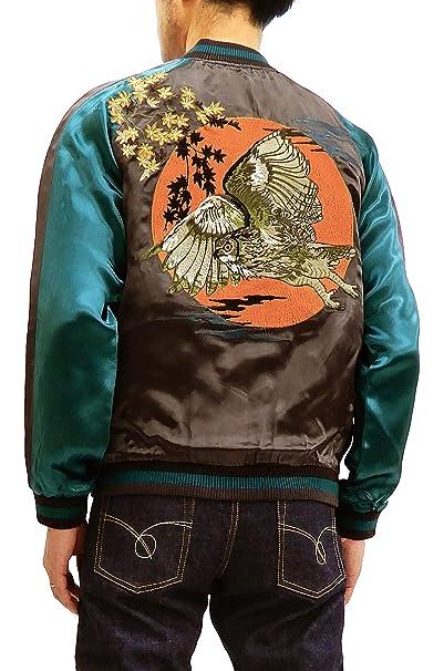 Amazon.com: SCRIPT Hanatabi Gakudan - Chaqueta japonesa para ...