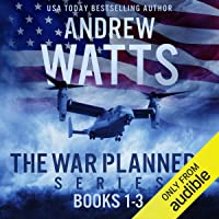 The War Planners Series, Books 1-3: The War Planners, The War Stage, and Pawns of the Pacific
