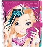 Top Model Shoe Designer Colouring Book