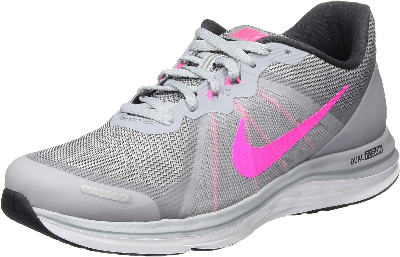 Nike Dual Fusion X 2, Chaussures de Running Compétition Femme