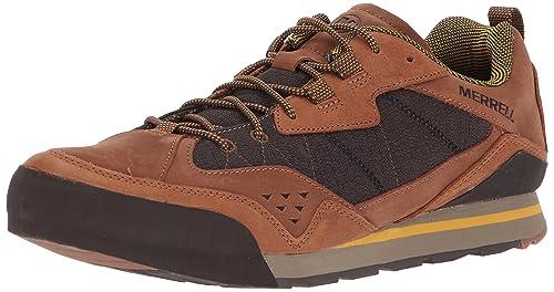 Merrell Burnt Rock, Zapatillas para Hombre, Marrón Oak, 40 EU