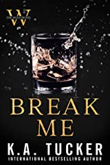 Break Me (The Wolf Hotel Book 2) Kindle Edition