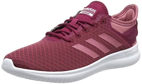 separation shoes 74775 6ea74 Adidas CF Qt Flex, Zapatillas para Mujer  Amazon.es  Zapatos y complementos