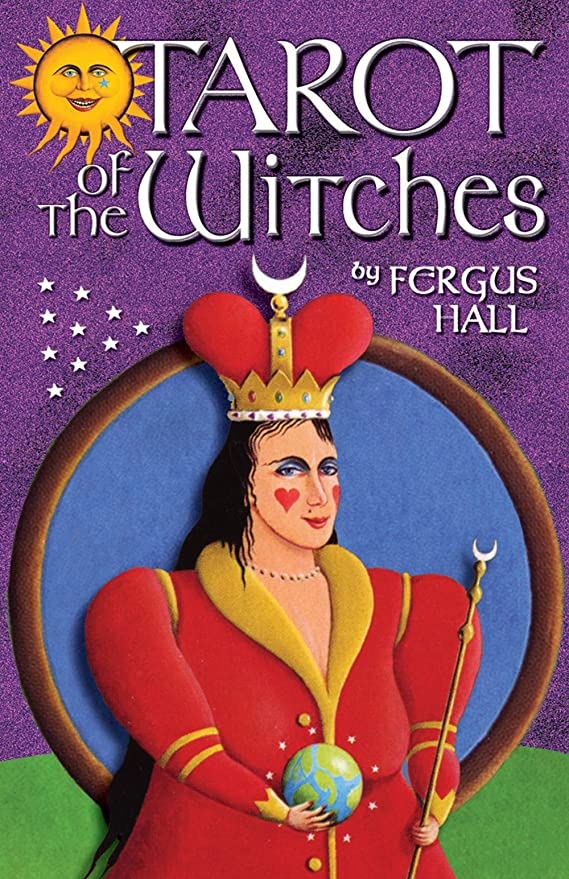 USG-JEUX Tarot of The Witches: Hall, Fergus: Amazon.es: Juguetes y juegos
