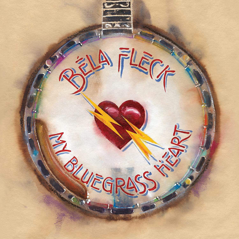 Book Cover: My Bluegrass Heart