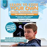 Coding for Kids - Learn to Code - Program Computer Games, Websites, Apps, Minecraft Mods (Ages 12+) - Programming…