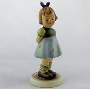 """M.I. Hummel """"Two Hands, one Treat"""" HUM 493..Mint condition with original box and COA"""
