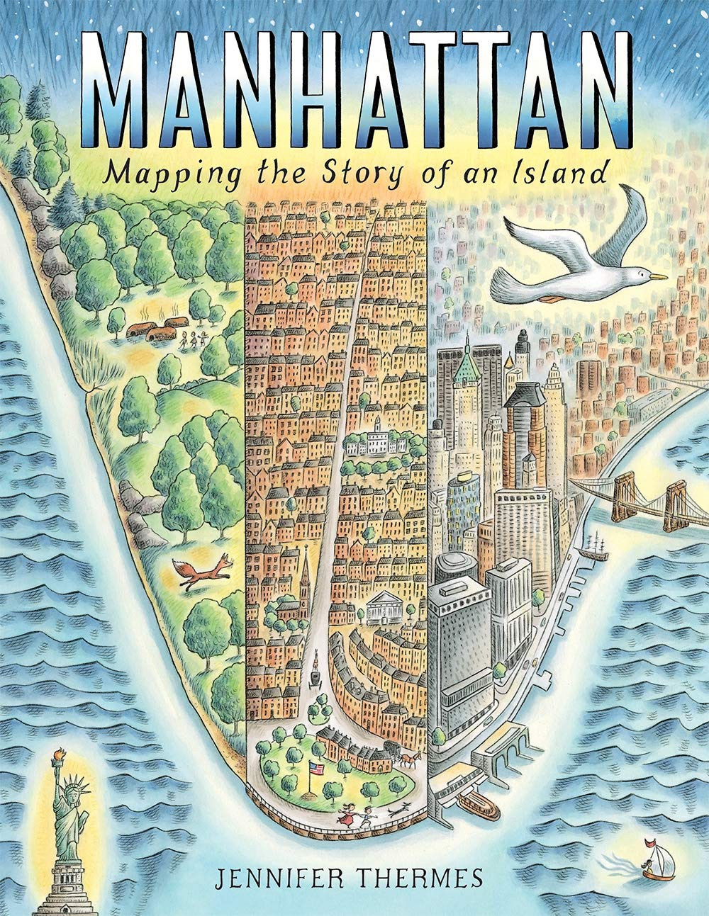 Image result for manhattan mapping the story thermes amazon
