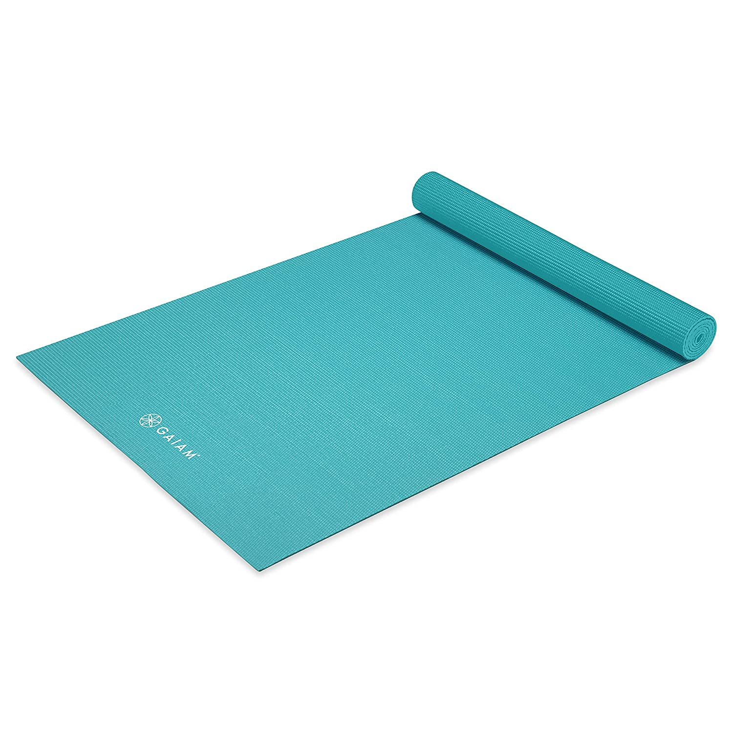 Amazon.com: Estera de yoga Gaiam solida: Sports & Outdoors