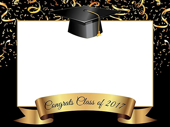 Amazon.com: Custom Home Decor Graduation Photo Booth Frame Prop ...